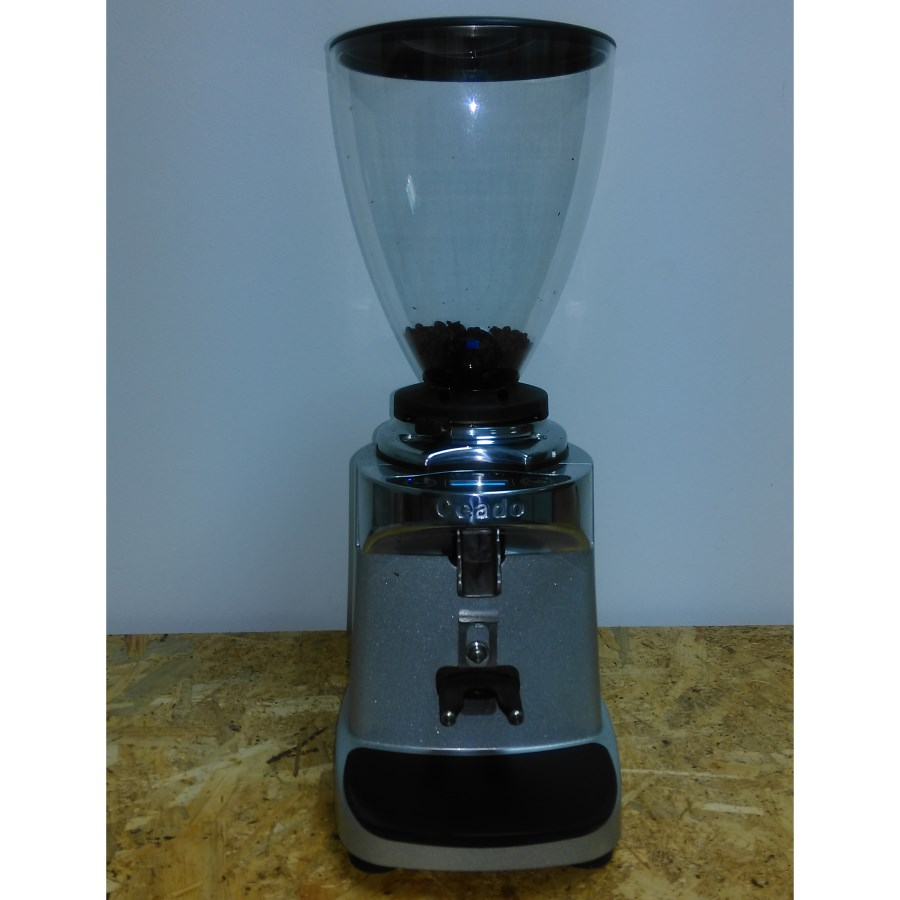 Coffee grinder Ceado E37S Silver - Occasion