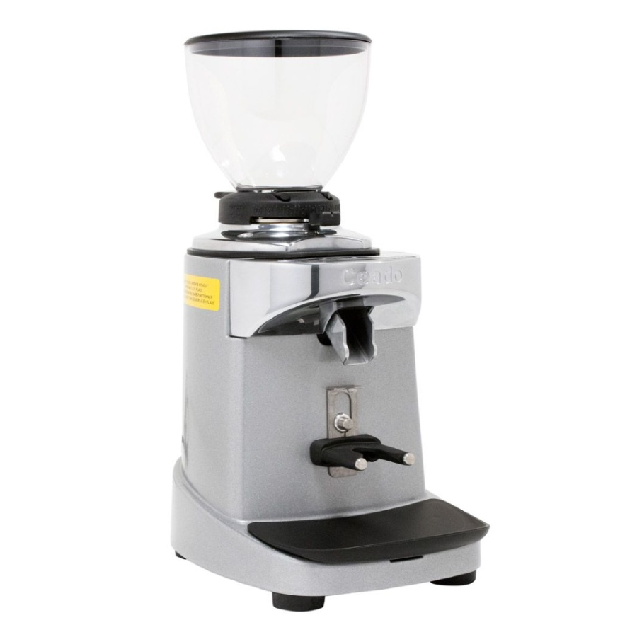 Coffee grinder Ceado E37J Silver - production 2017