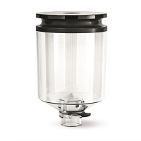 Pâlnie de cafea BlowUp transparentă completă 1.2 Kg Eureka Zenith/Olympus/Atom