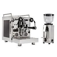 Espressor Profitec Pro 600 + Râşniţă Profitec Pro M54