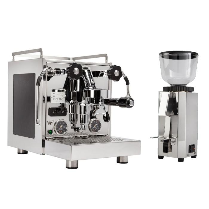 Coffee machine Profitec Pro 600 + coffee grinder Profitec Pro M54