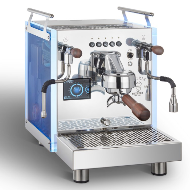 Dual Boiler coffee machine Bezzera Matrix DE