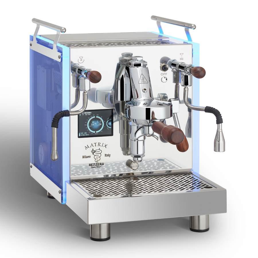 Macchina caffè Dual Boiler Bezzera Matrix MN