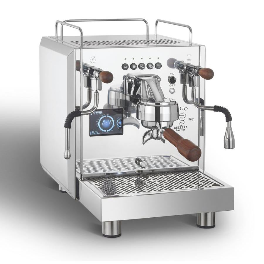Dual Boiler coffee machine Bezzera Duo DE