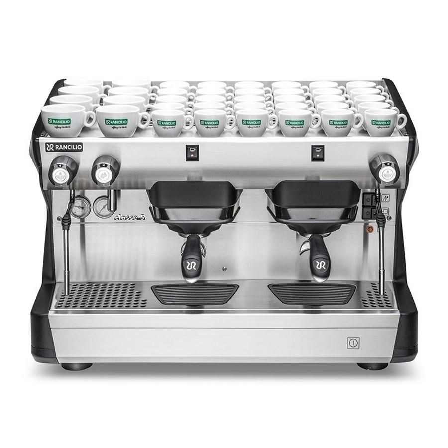 Professional coffee machine Rancilio CLASSE 5 S, 2 groups