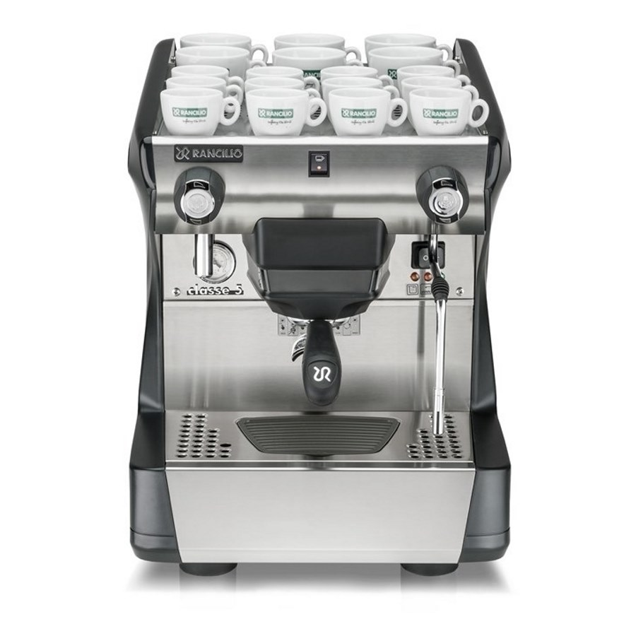 Professional coffee machine Rancilio CLASSE 5 S-TANK, 1 group