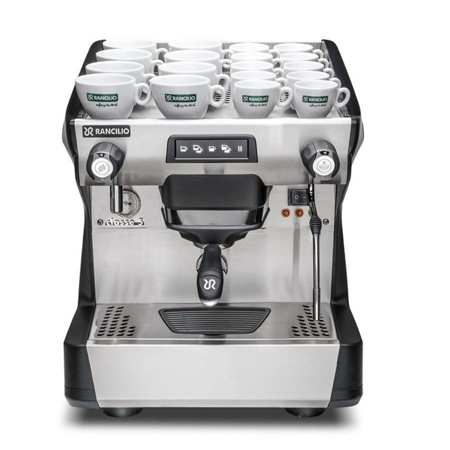 Maccina caffè professionale Rancilio CLASSE 5 USB, 1 gruppo