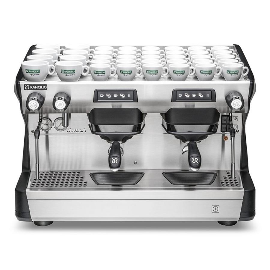 Professional coffee machine Rancilio CLASSE 5 USB, 2 groups