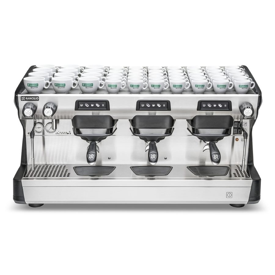 Professional coffee machine Rancilio CLASSE 5 USB, 3 groups