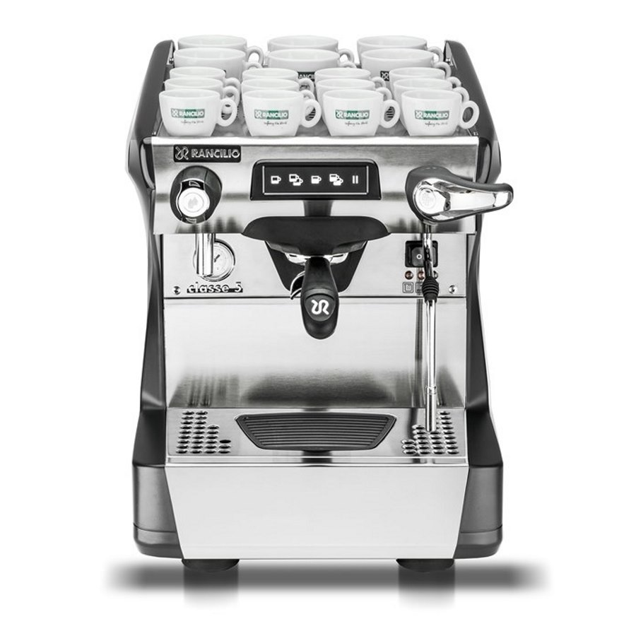 Professional coffee machine Rancilio CLASSE 5 USB TALL, 1 group