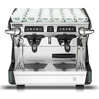 Professional coffee machine Rancilio CLASSE 5 USB COMPACT TALL, 2 groups
