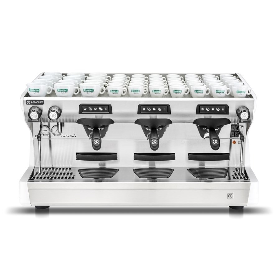 Professional coffee machine Rancilio CLASSE 5 USB TALL, 3 groups