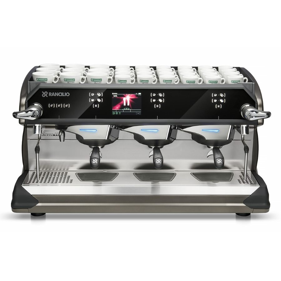 Professional coffee machine Rancilio CLASSE 11 USB, 3 groups