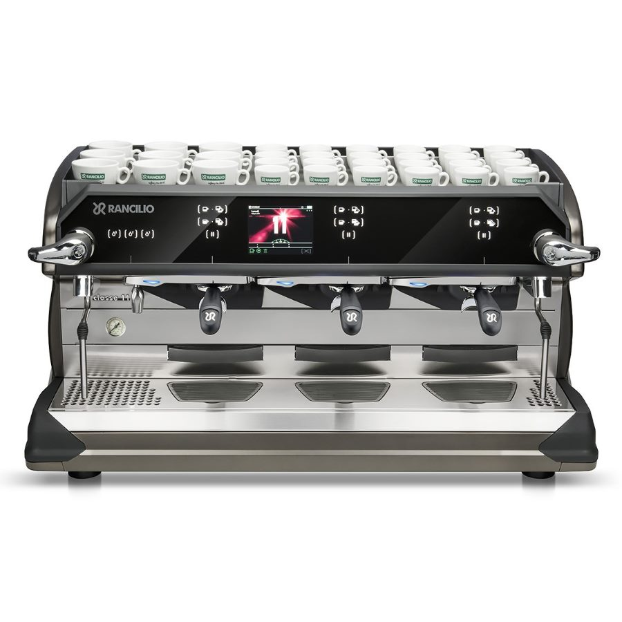 Professional coffee machine Rancilio CLASSE 11 USB TALL, 3 groups