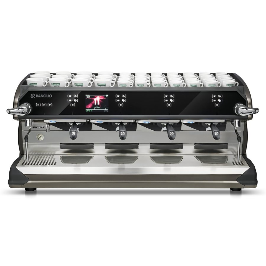 Professional coffee machine Rancilio CLASSE 11 USB TALL, 4 groups