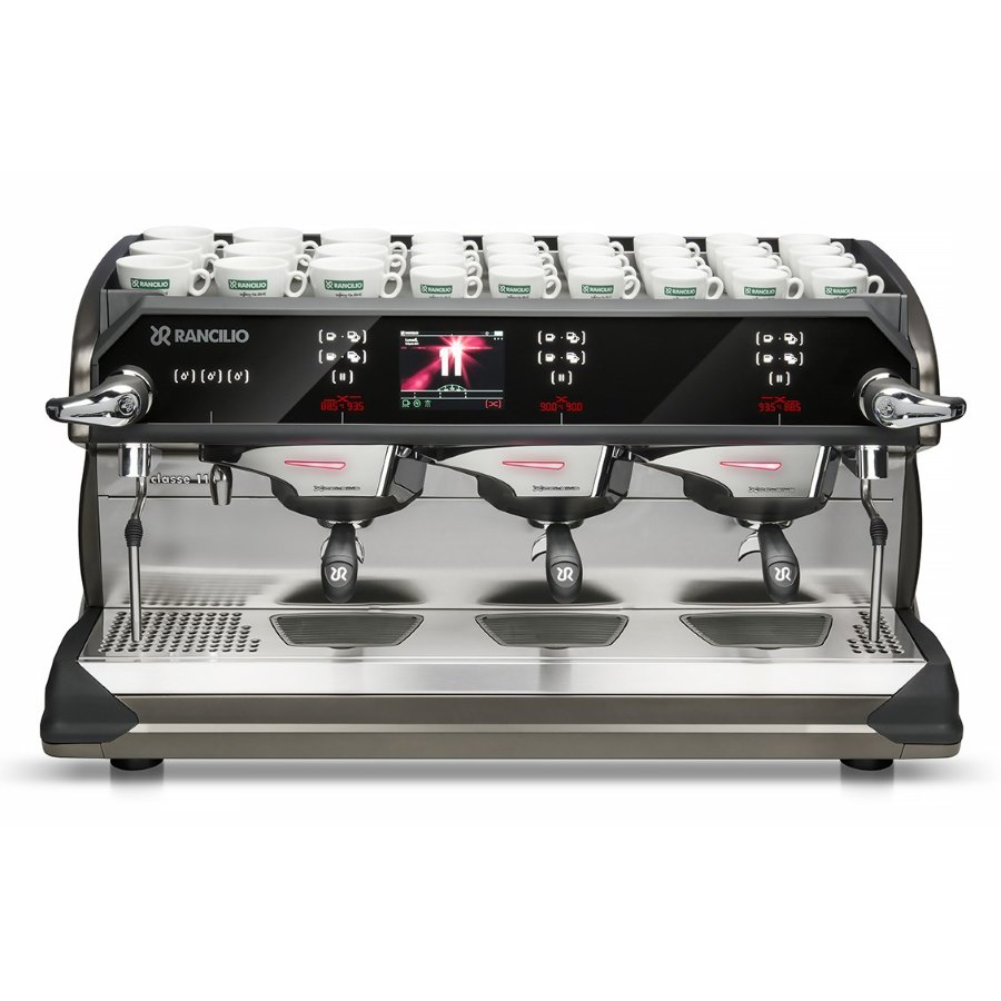 Professional coffee machine Rancilio CLASSE 11 USB XCELSIUS, 3 groups