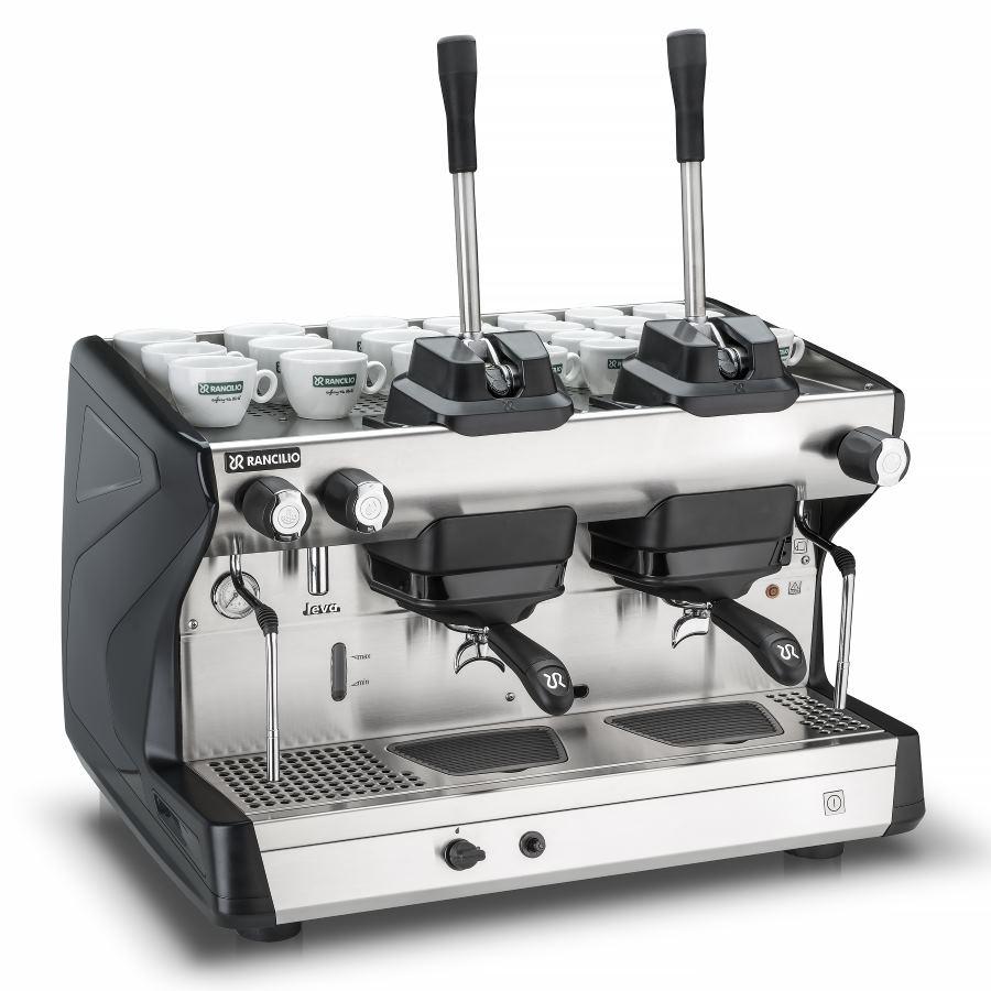 Maccina caffè professionale Rancilio LEVA, 2 gruppi
