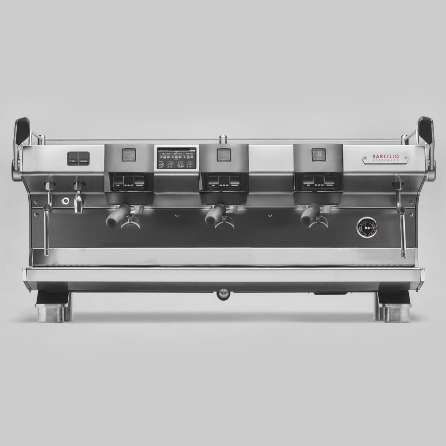 Professional coffee machine Rancilio SPECIALITY, 3 groups