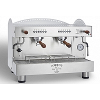 Professional coffee machine Bezzera Woody, electronic dosage, 3 groups