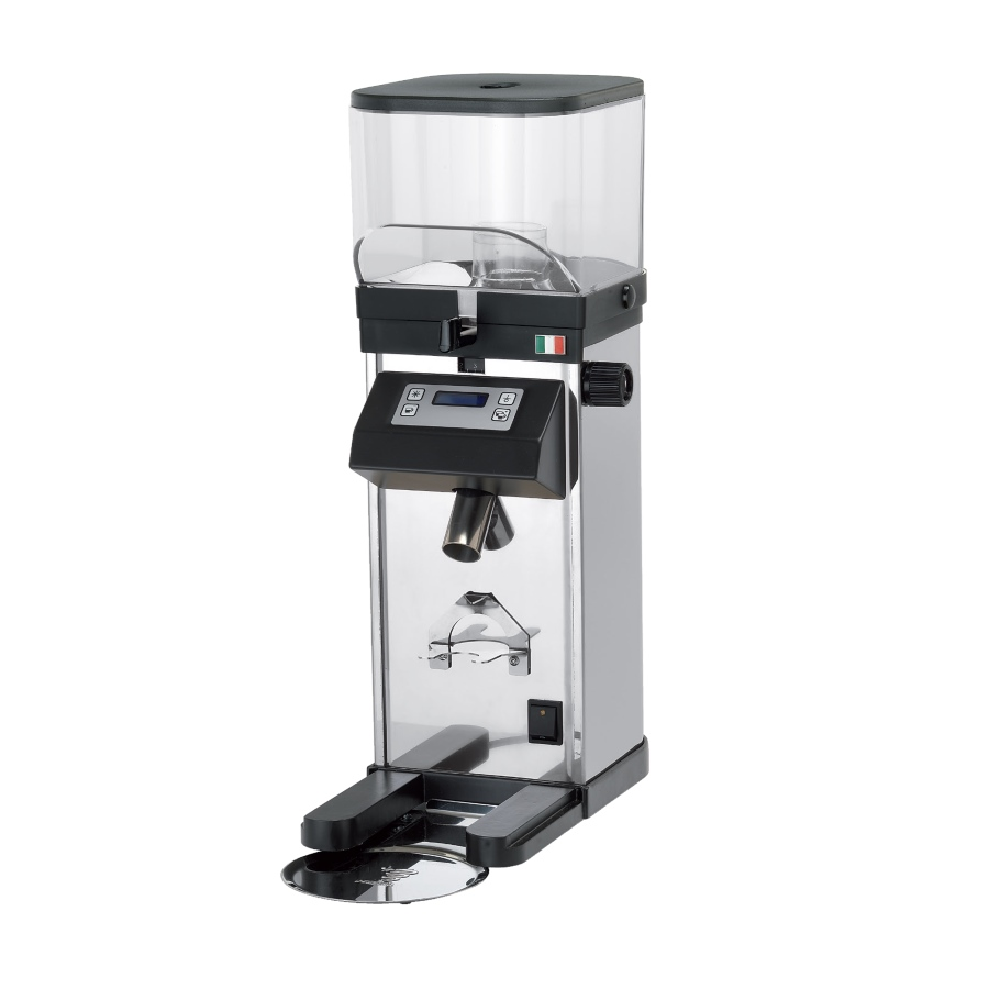 Professional coffee grinder with timmer Bezzera BB020 TM
