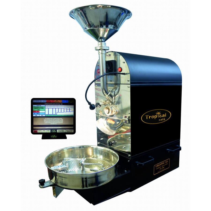 Prãjitor de cafea 100% automat Tropical TR-1000
