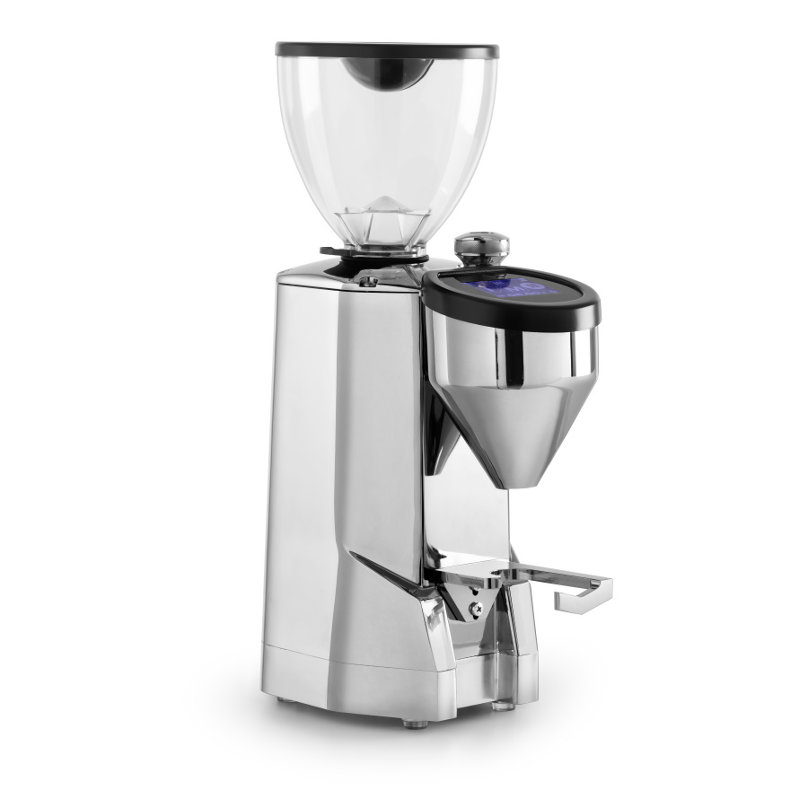Coffee grinder Rocket Super Fausto, polished