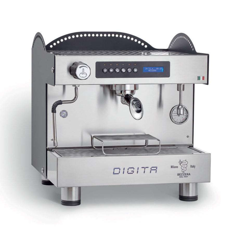 Professional coffee machine Bezzera Digita, 1 group