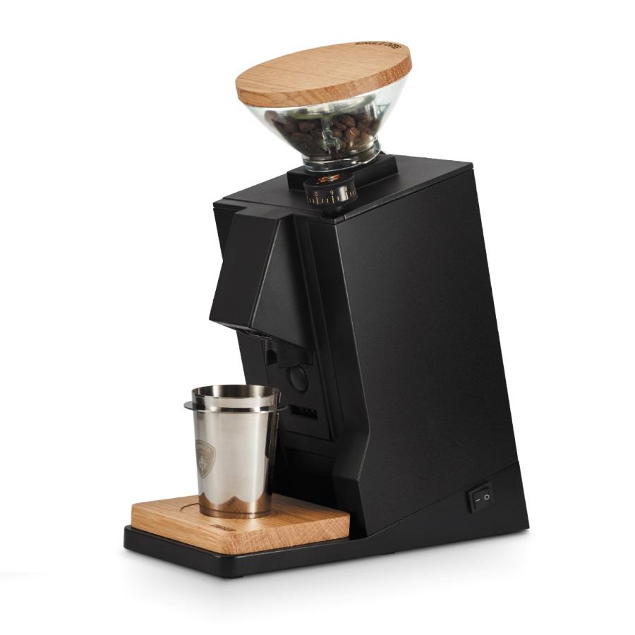 Râşniţă de cafea Eureka Mignon SD - Single Dose 16CR - Neagră