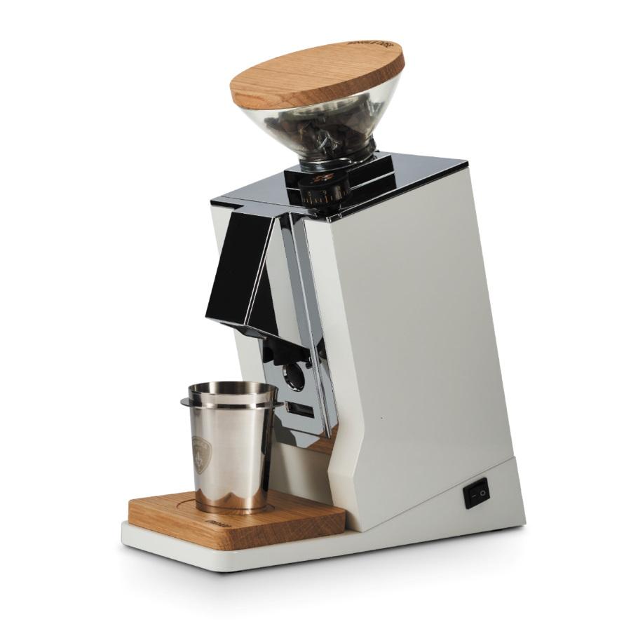 Râşniţă de cafea Eureka Mignon SD - Single Dose 16CR - Albă
