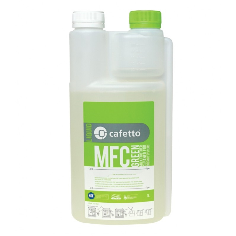 Cafetto MFC - Milk Frother Cleaner - organic milk frother cleaner (1 Liter)