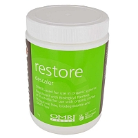 Cafetto Restore - powder organic descaler (jar 1Kg)