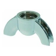 "Filter holder spout 3/8"" 2 WAYS short"