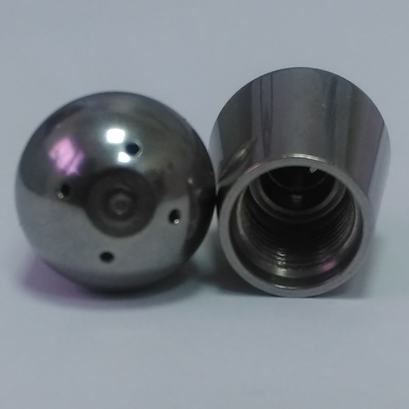 Steam nozzle with 4 holes for ECM coffee machines