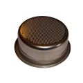 Filtro Bezzera non pressurizzato per due tazze, 20agr, 58 mm