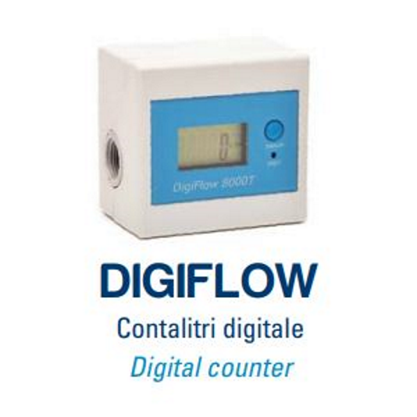 Digital counter Bilt