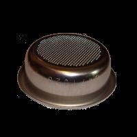 Filtro Bezzera non pressurizzato per due tazze, 16gr, 58 mm
