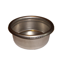 Unpressurized Bezazera filter basket for two cups, 20gr, 58mm