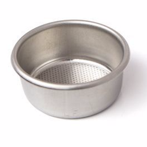Izzo filter basket for two cups, 55mm