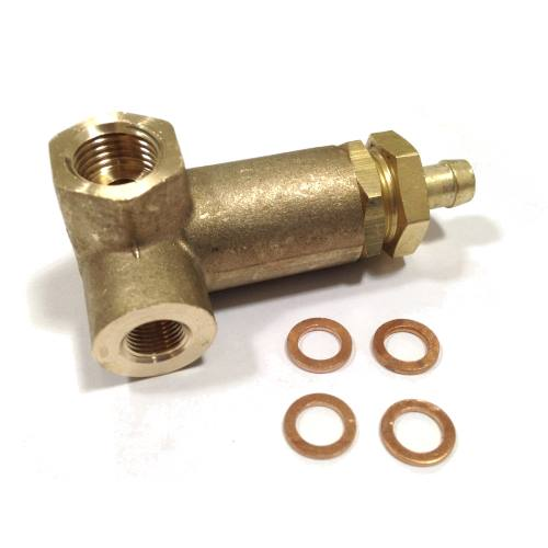 Overpressure valve (OPV) Rancilio Silvia