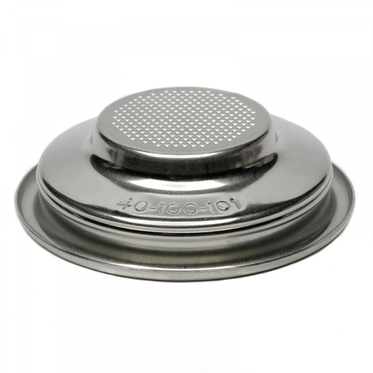 Filtro Rancilio non pressurizzato per una tazza, 58 mm