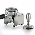Bezzera coffee tamper, 58mm with support