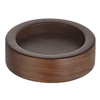 Suport Motta din lemn pentru tamper cafea