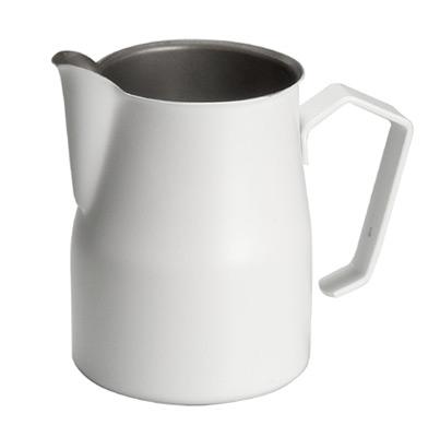 Professional milk jug Motta Europa White 75 cl