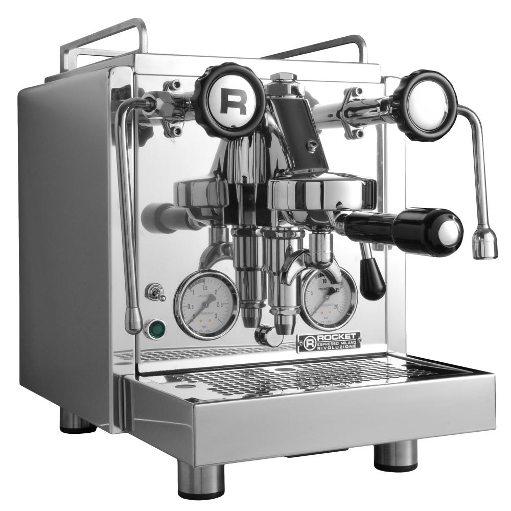 Macchina caffè Rocket R58, doppio caldaia, PID controllo