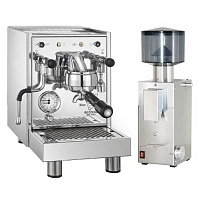 Coffee machine Bezzera BZ10 S PM + Coffee grinder Bezzera BB005 TM