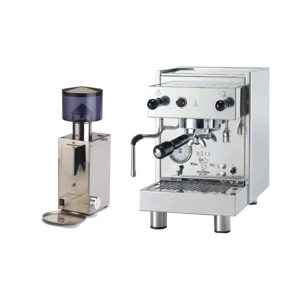 Espressor Bezzera BZ13 PM + Râşniţă Bezzera BB005 TM