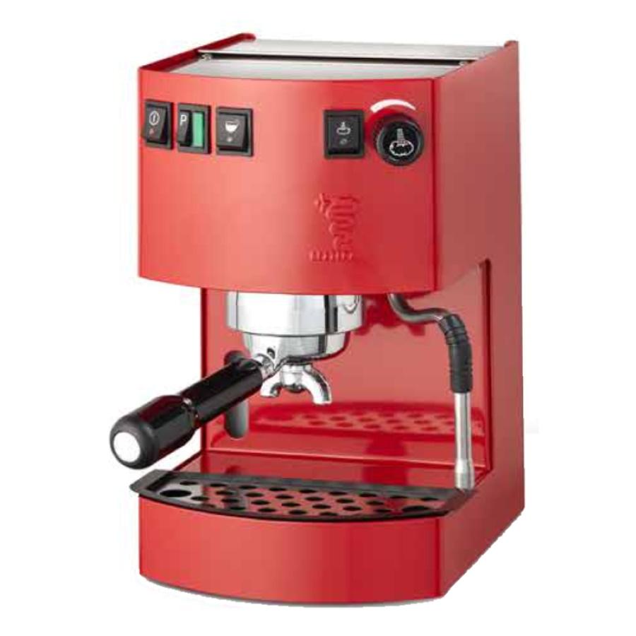 Coffee machine Bezzera HOBBY Red