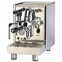 Macchina caffè Bezzera UNICA PID MN, dosaggio manuale, serbatoio acqua, pompa vibrazione, manometro