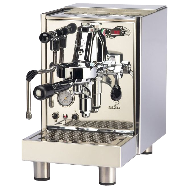 Coffee machine Bezzera UNICA PID MN, manual dosage, water tank, vibration pump, manometer