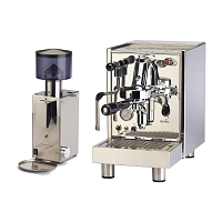 Coffee machine Bezzera UNICA PID MN + Coffee grinder Bezzera BB005 TM